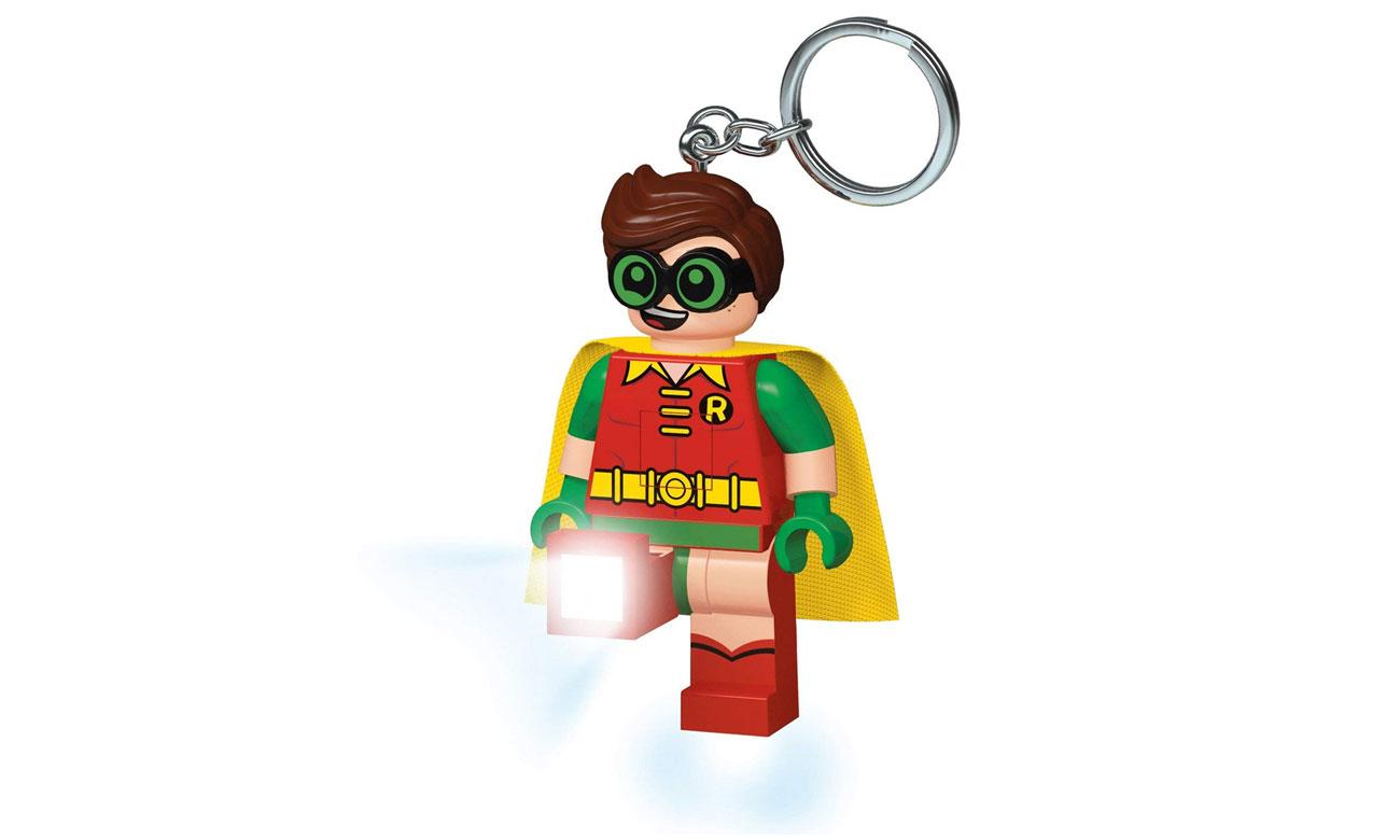 POLTOP LEGO Batman Movie Brelok z latarką LGL-KE105