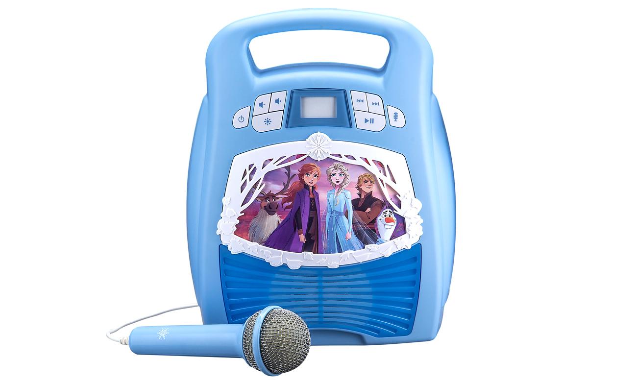 eKids Disney Frozen 2 Zestaw do karaoke