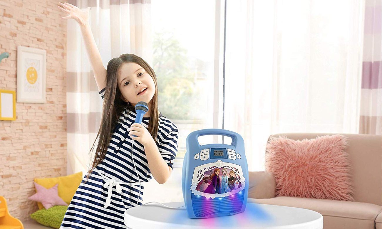 Zestaw do karaoke Frozen 2