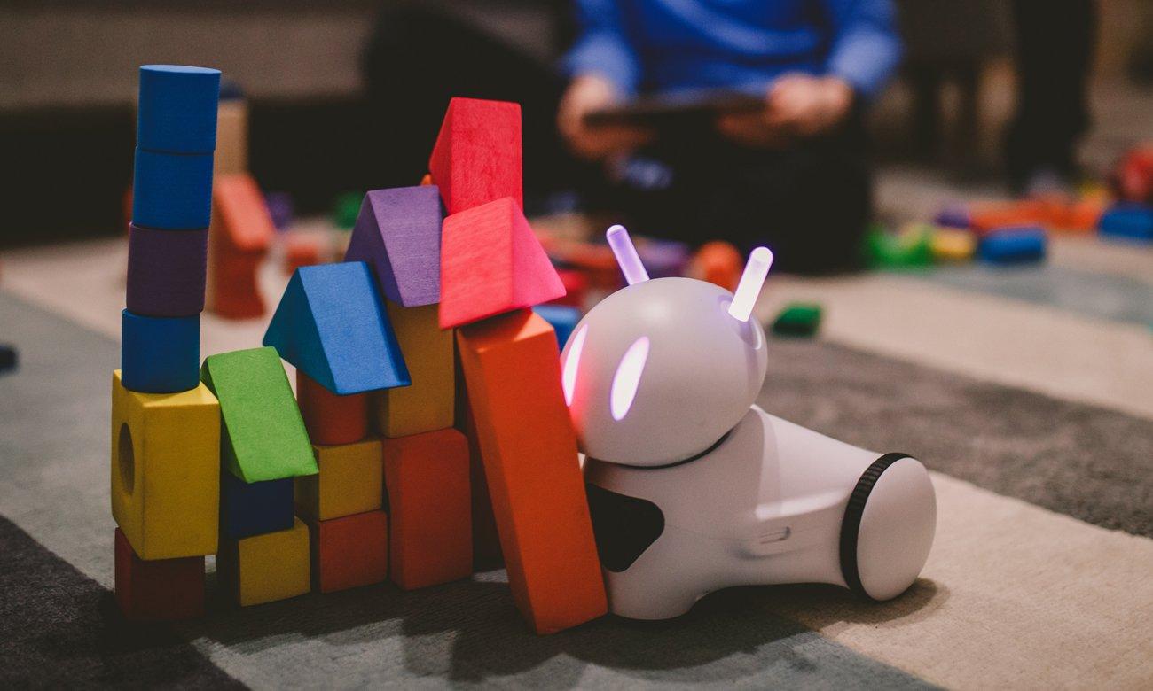 robot zdalnie sterowny przez aplikacje