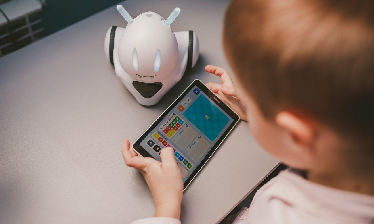 photon robot aplikacja Google Play AppStore