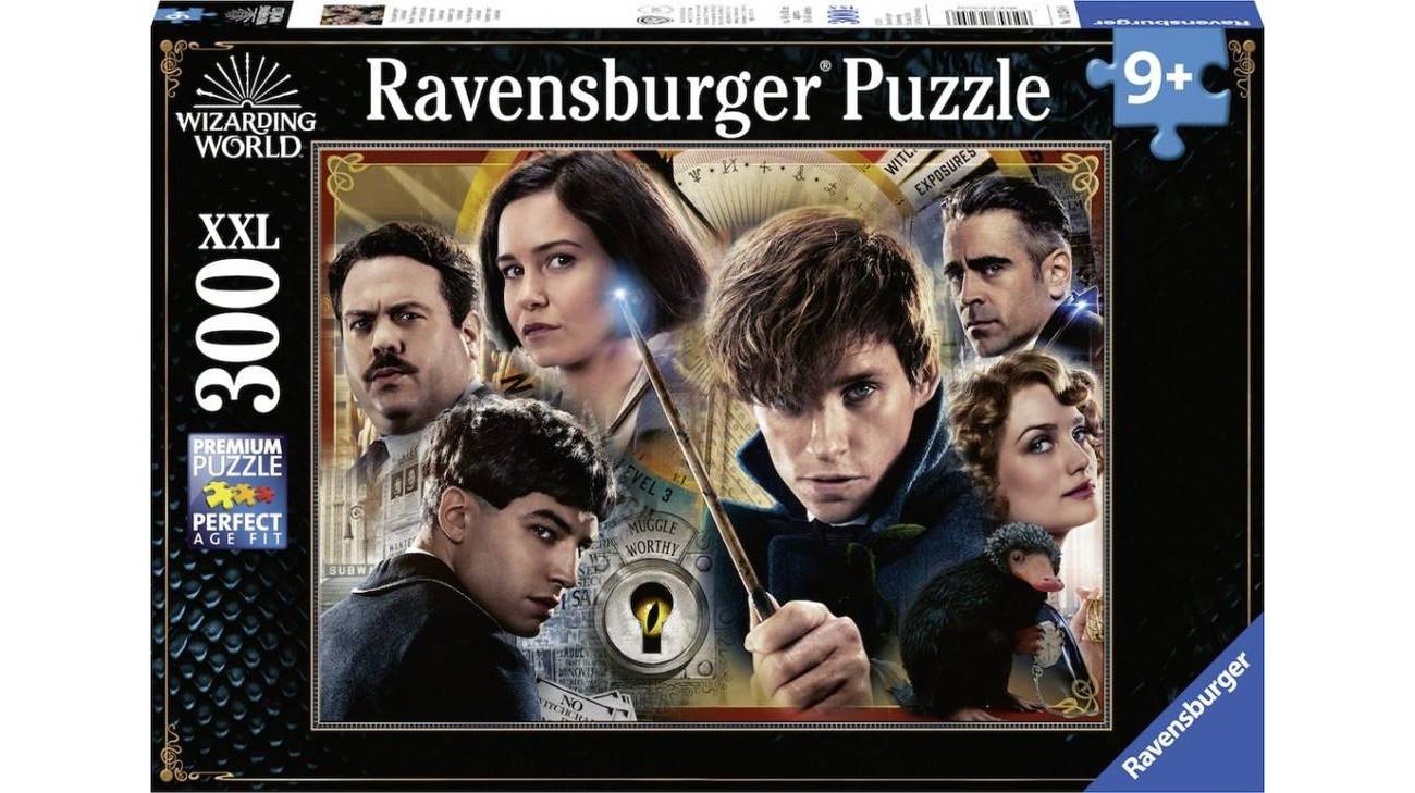 Puzzle Ravensburger Fantastyczne Zwierzęta
