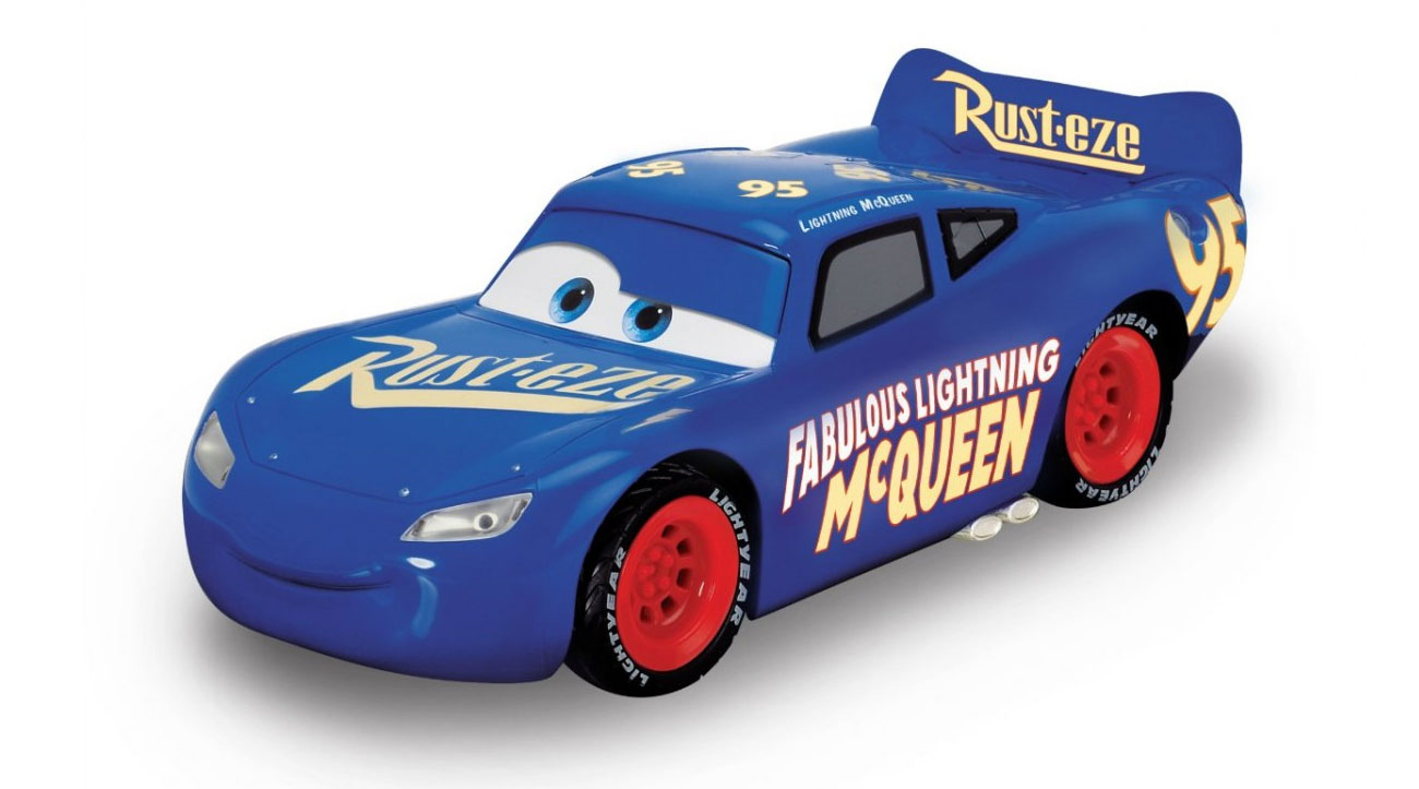 Simba Dickie RC Cars 3 Fabulous Lightning McQueen