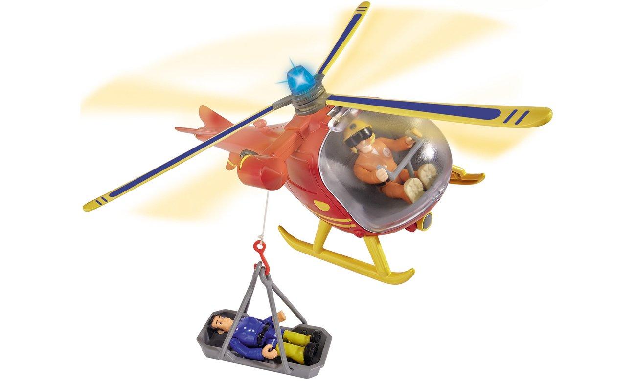Strażak Sam Helikopter ratunkowy