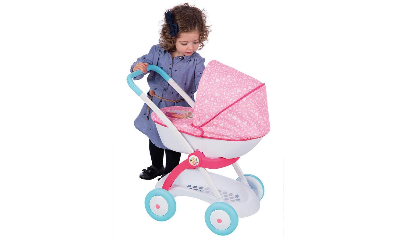 wózek dla lalek księżniczki disneya