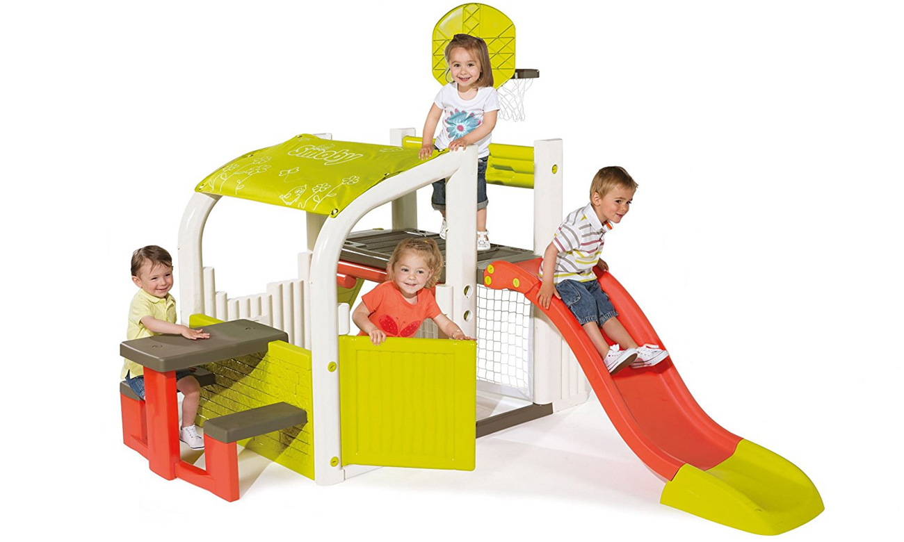 domek dla dzieci do ogrodu