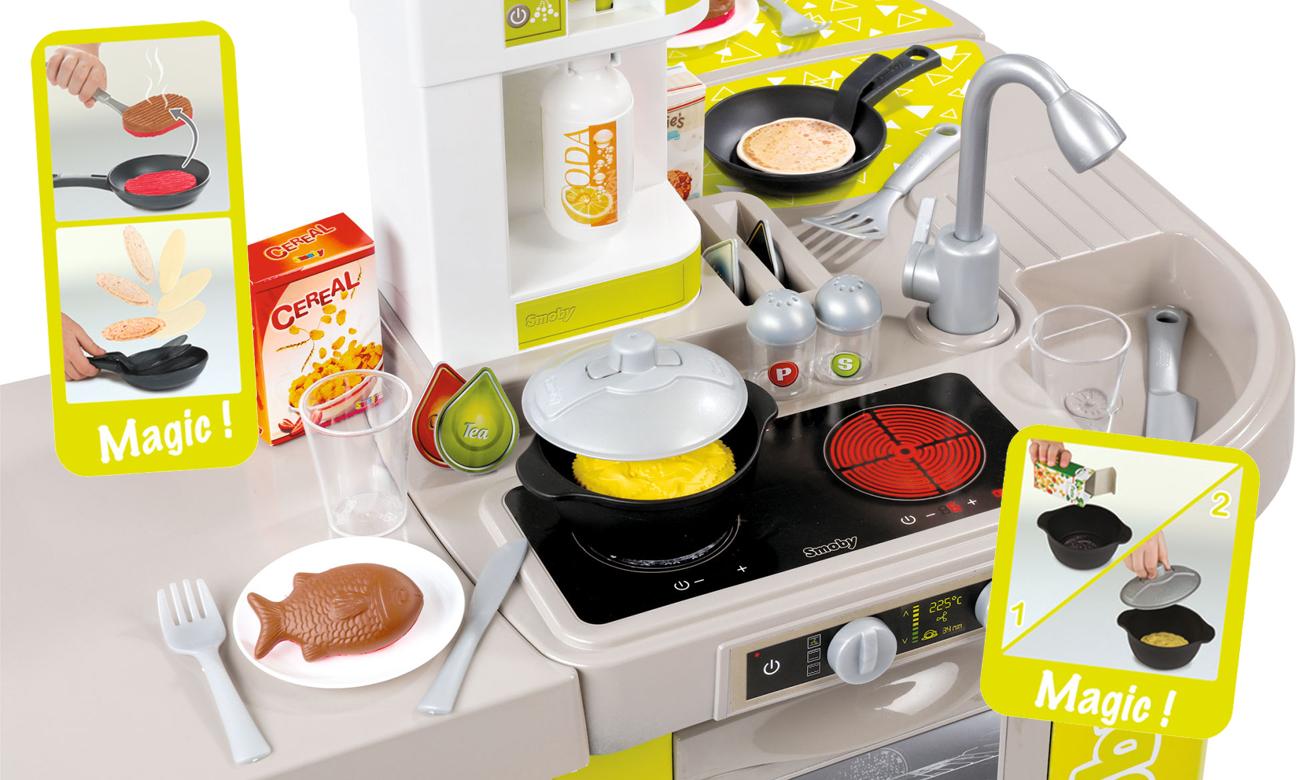 kuchnia dla dzieci z dźwiękiem
