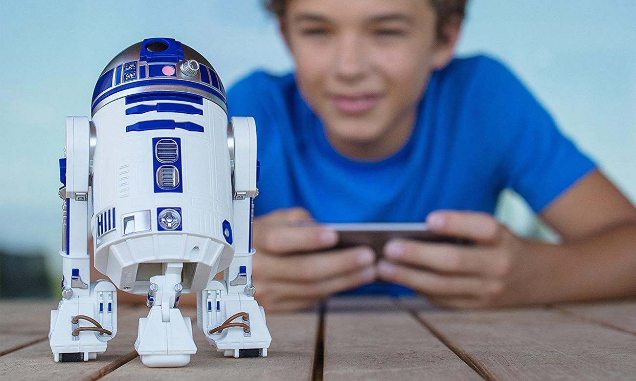 droid r2d2 zabawka interaktywna