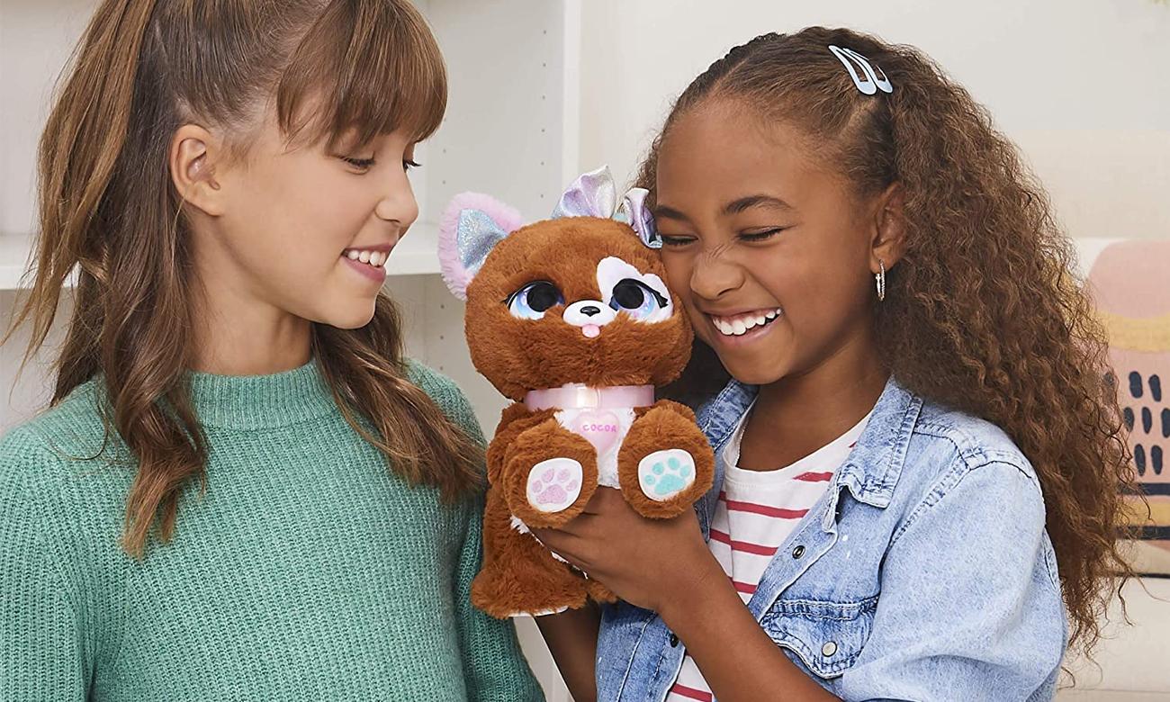 interaktywny piesek dla dziecka