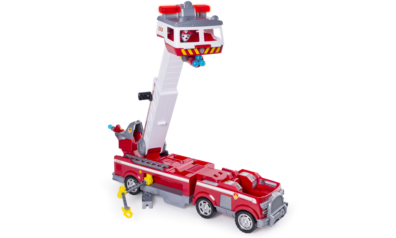 Spin Master Psi Patrol Wielki wóz strażacki