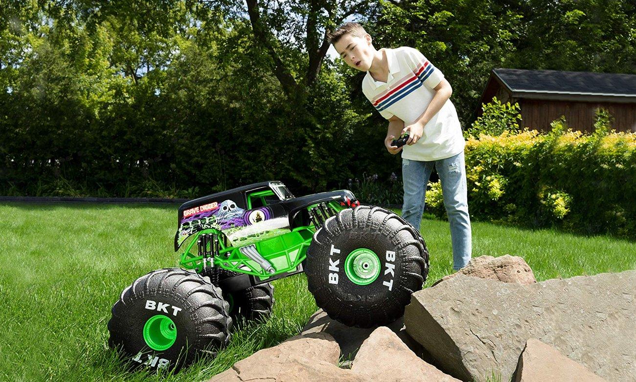 Spin Master Ogromy Monster Jam Grave Digger
