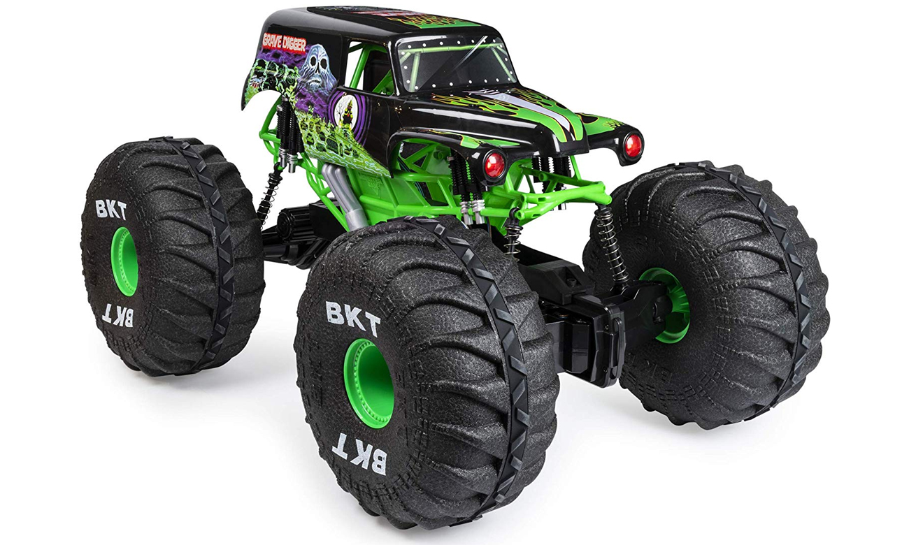 monster jam monster truck pojazd