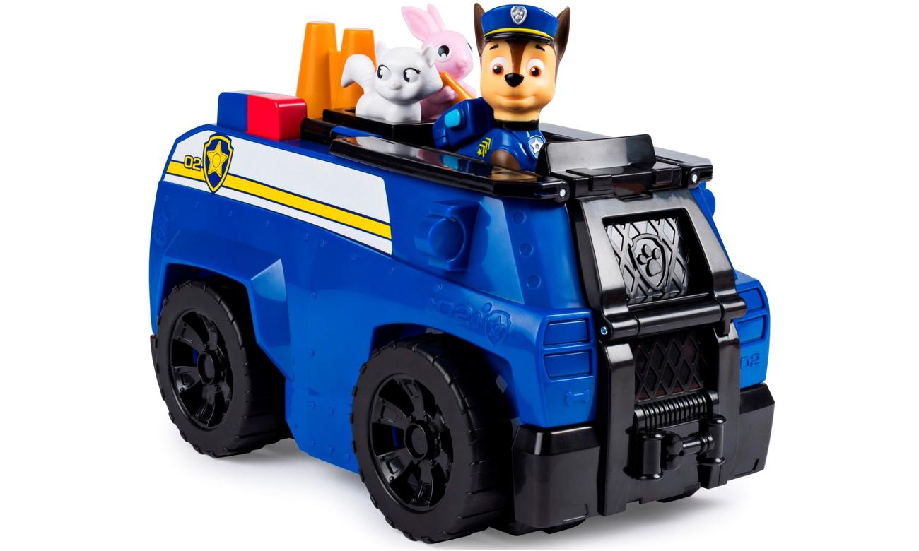 Spin Master Psi Patrol Transformujący wóz strażacki Chase
