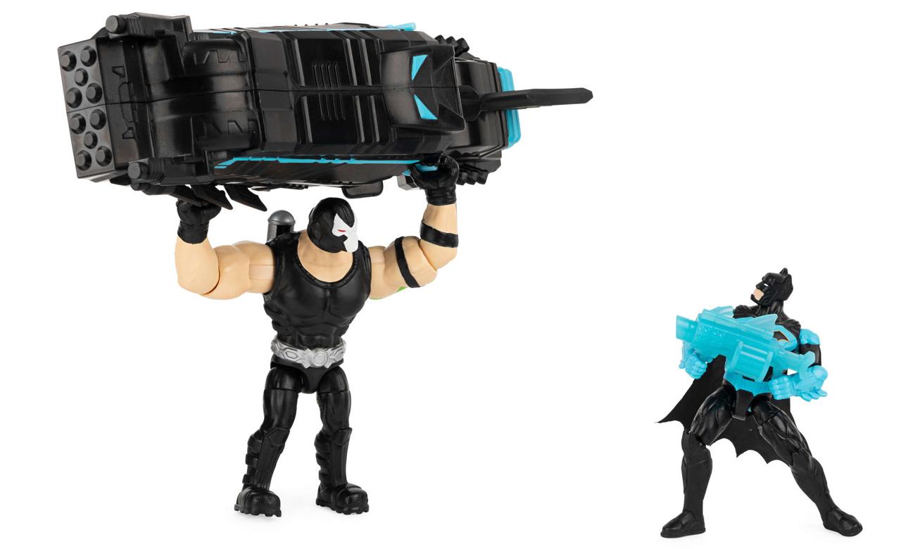 Spin Master Motor Batmana z 2 figurkami