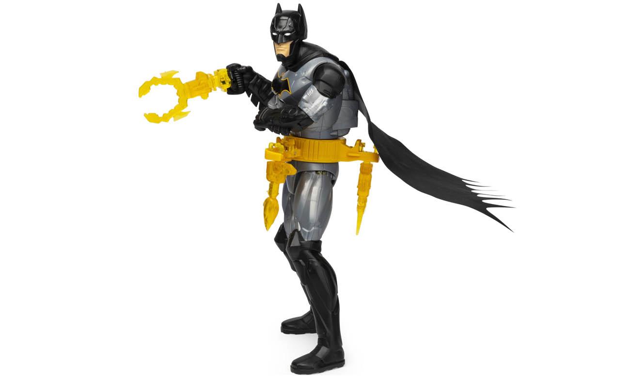 figurka batmana z efektami dźwiękowymi i bronią