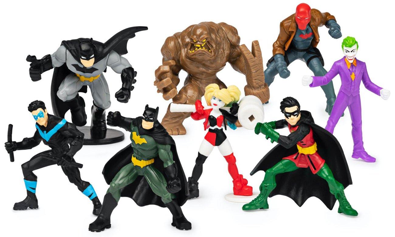 Spin Master Batman Mini Figurki