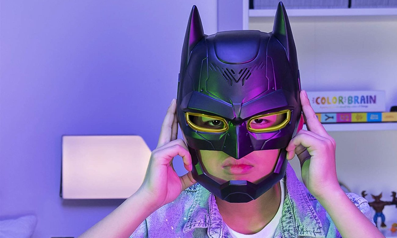 maska batmana
