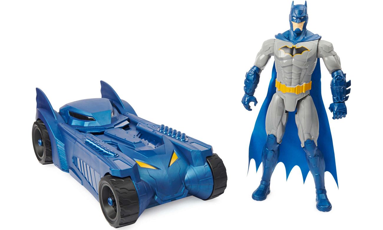 Spin Master Batman Deluxe