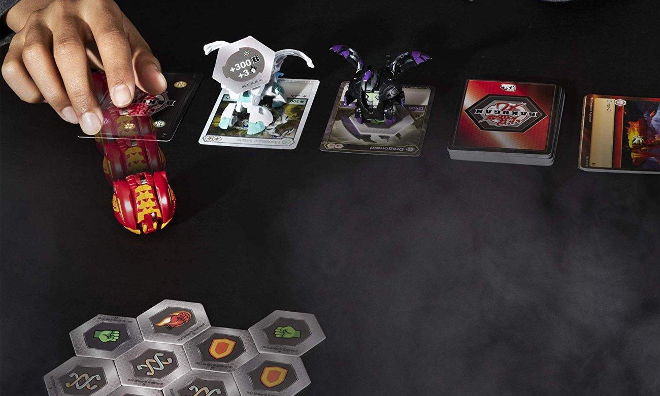 Spin Master Bakugan Zestaw Startowy