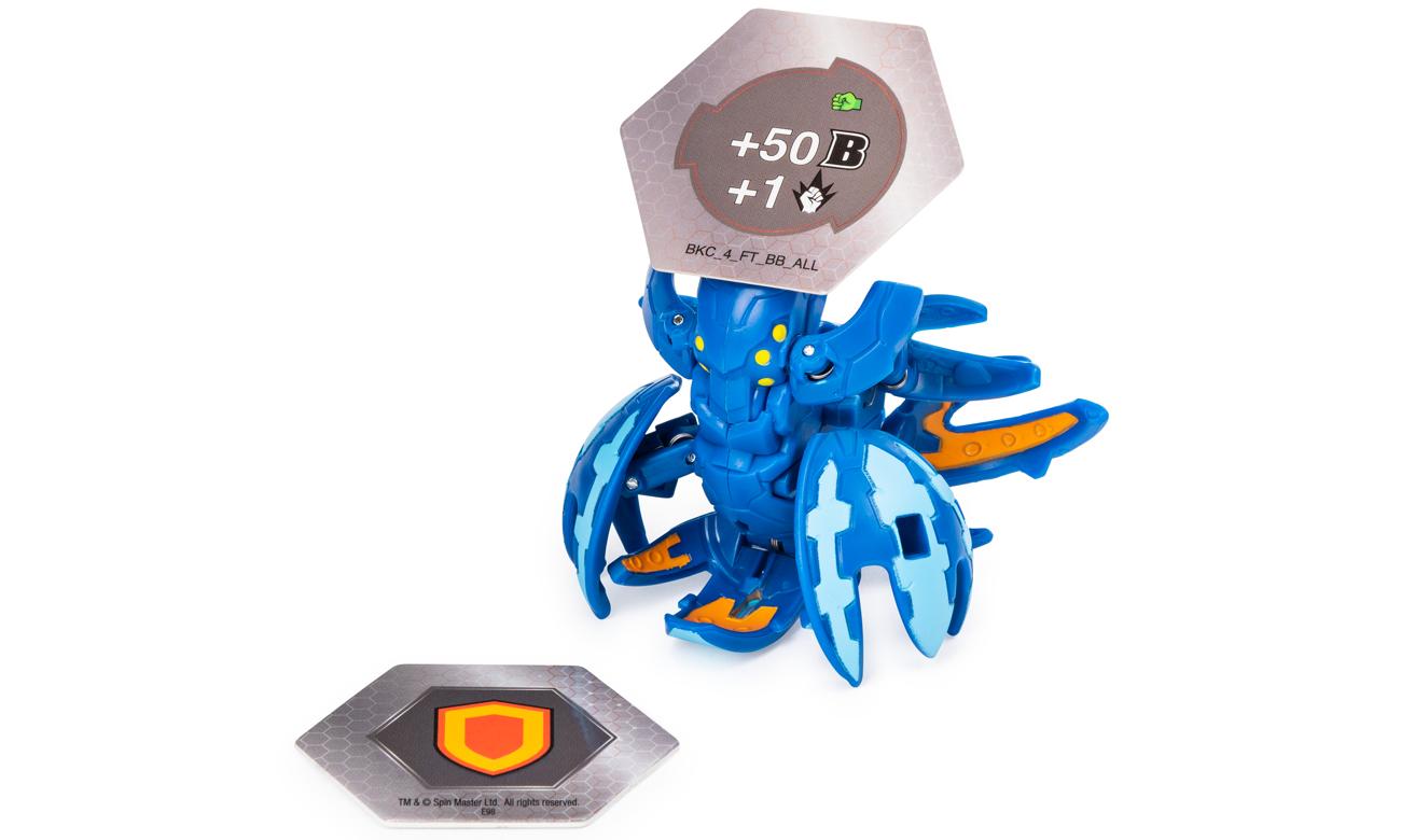 Spin Master Bakugan Kula Deluxe Krakelios