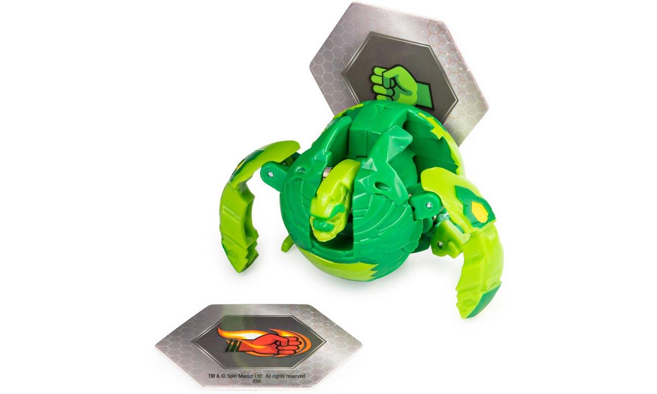 Spin Master Bakugan Kula Deluxe Ventus Gorthion