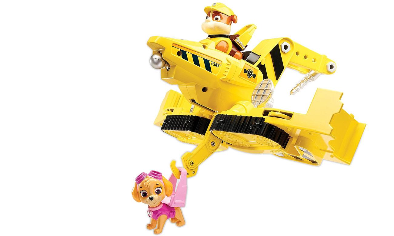 Spin Master Psi Patrol Flip & Fly Rubble 6037883
