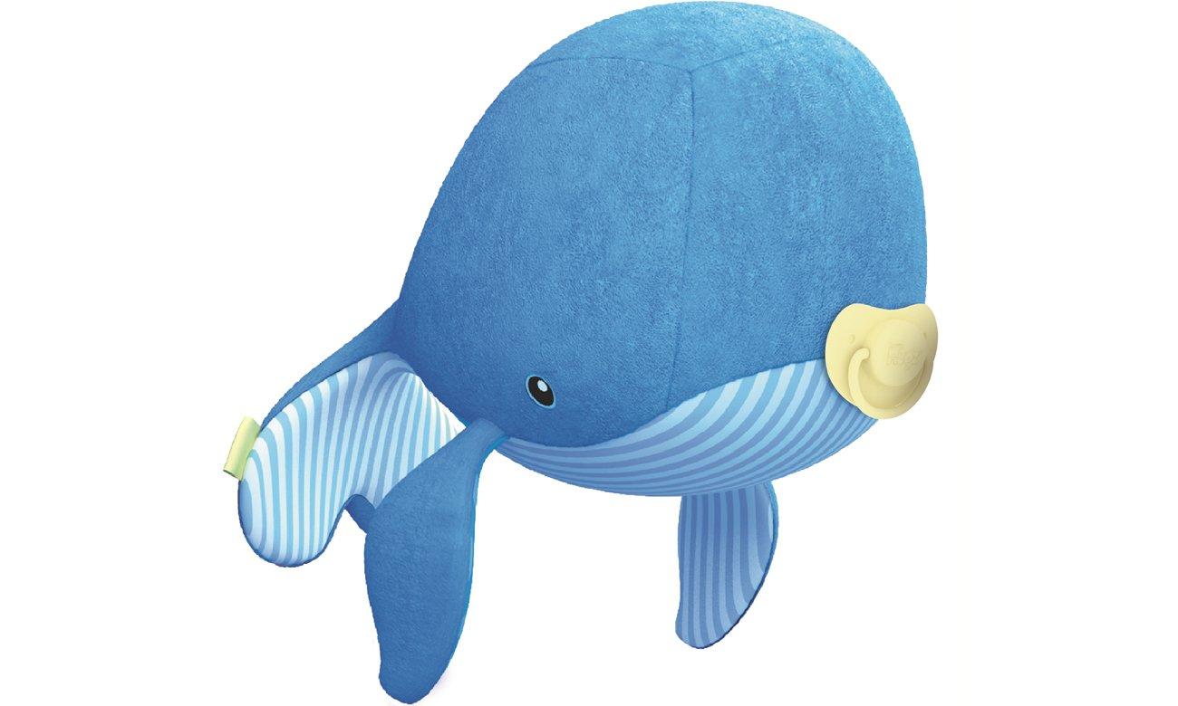 TM Toys Ocean Hugzzz Wielorybek i latarnia morska