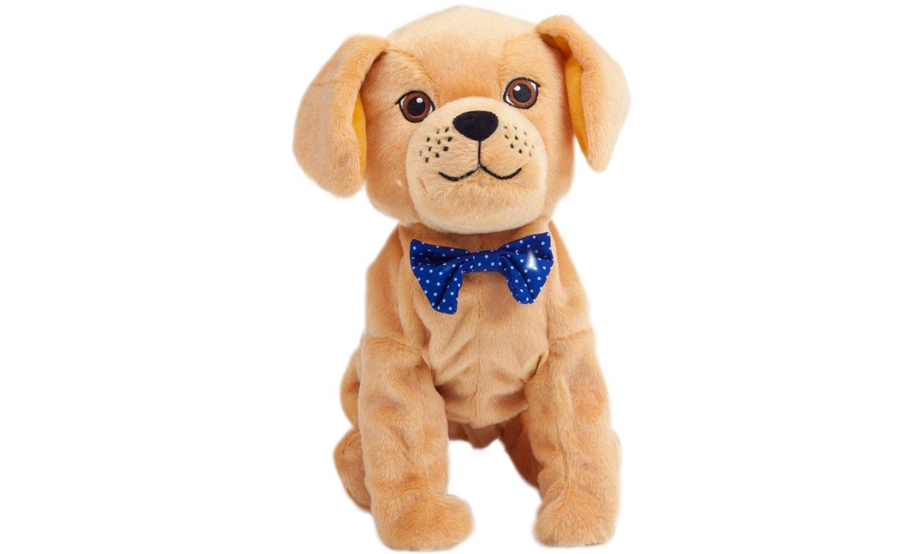 TM Toys Interaktywny Piesek Goldie