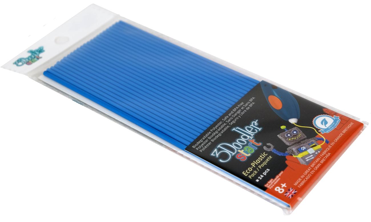 TM Toys 3Doodler Wkład jednokolorowy niebieski