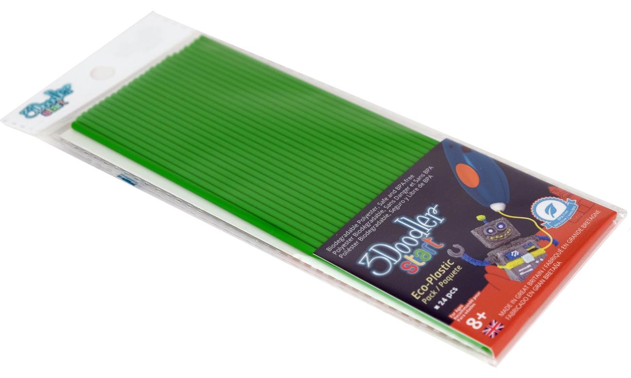 TM Toys 3Doodler Wkład jednokolorowy zielony