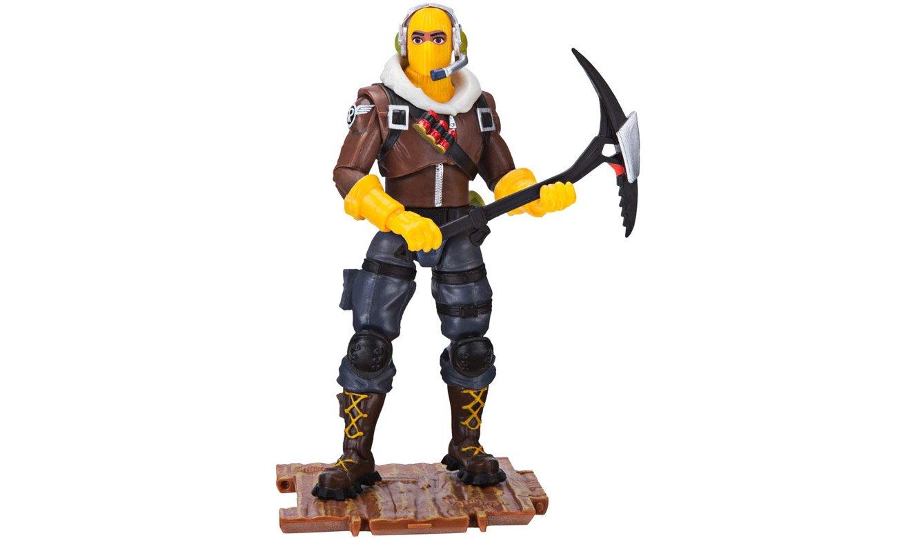 TM Toys Fortnite Raptor Solo Mode