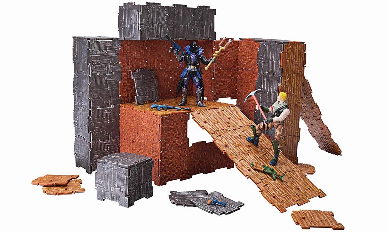TM Toys Fortnite Turbo Builder Figurki 2-pak