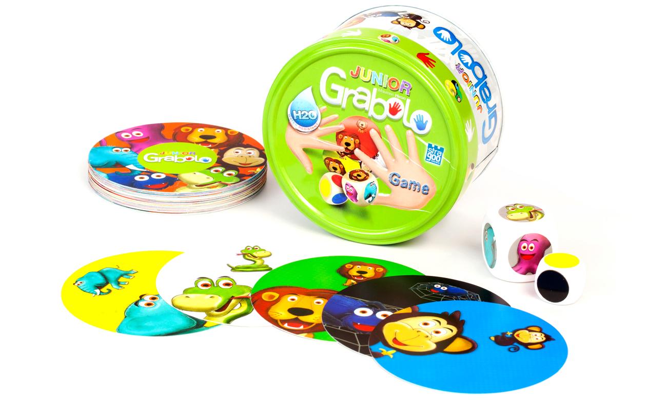 gra grabolo dobble dla dzieci