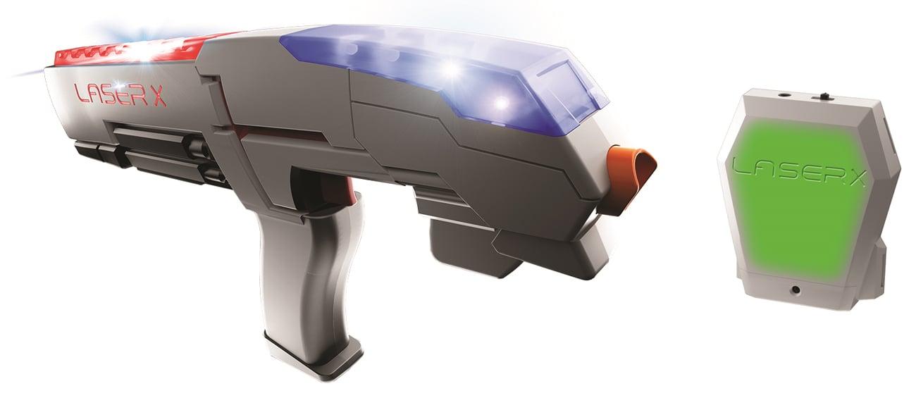 laser x zestaw