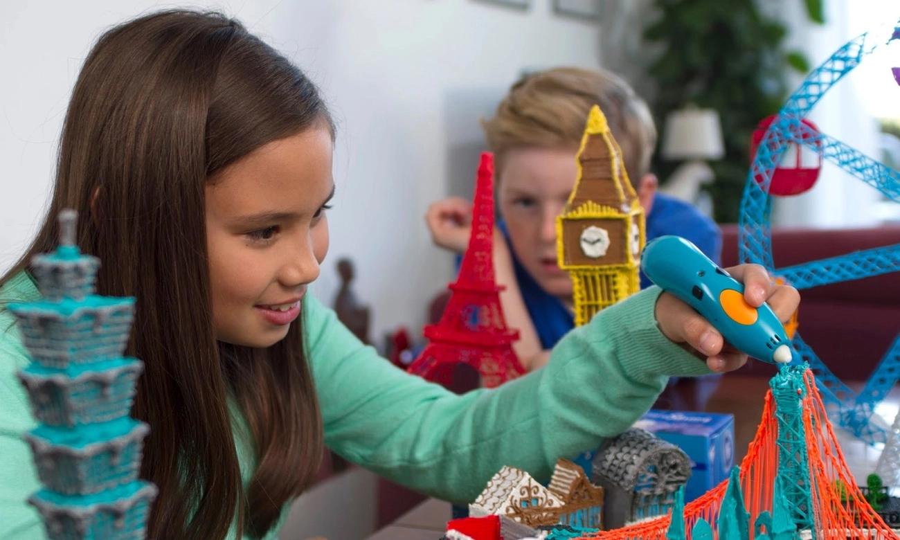 TM Toys 3Doodled Zestaw podstawowy