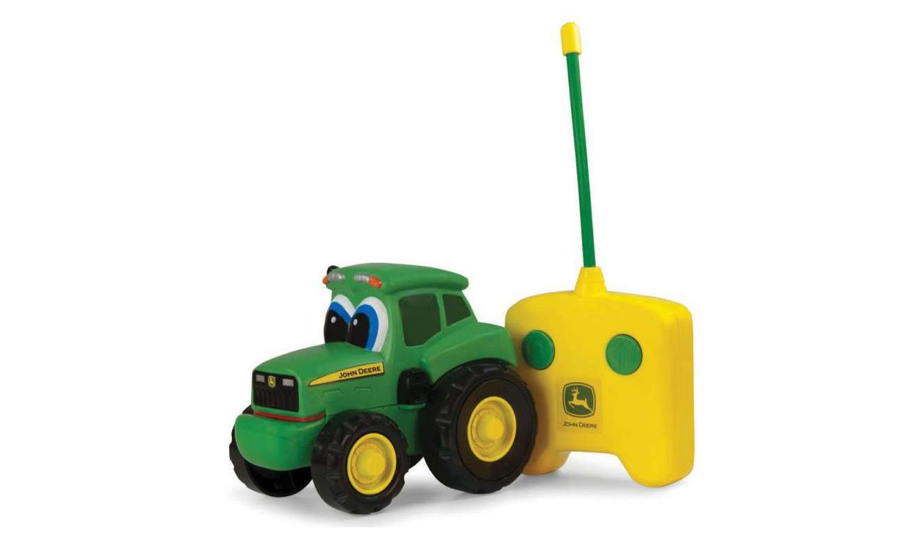 TOMY John Deere Traktor Baby na Radio 42946