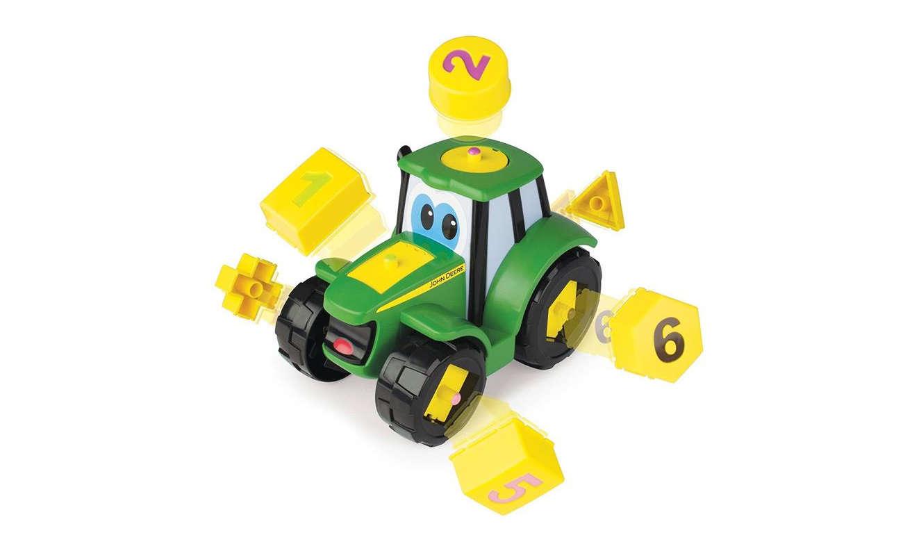 Ucz Się i Baw z Traktorem Johnny