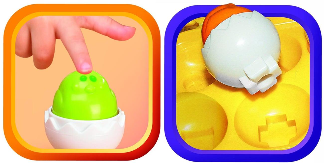 jajeczka z dźwiękami tomy E1581