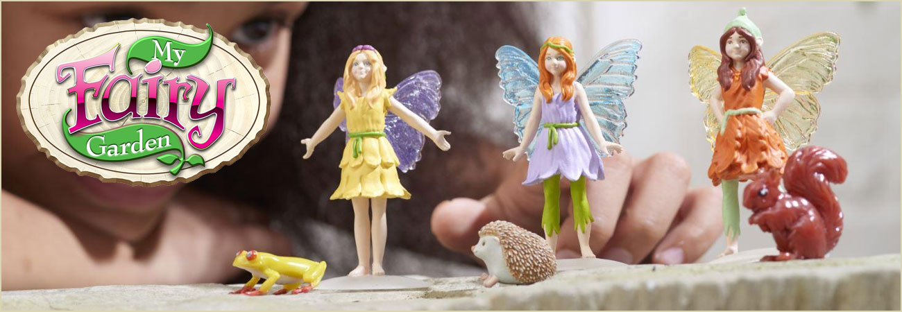 TOMY My Fairy Garden