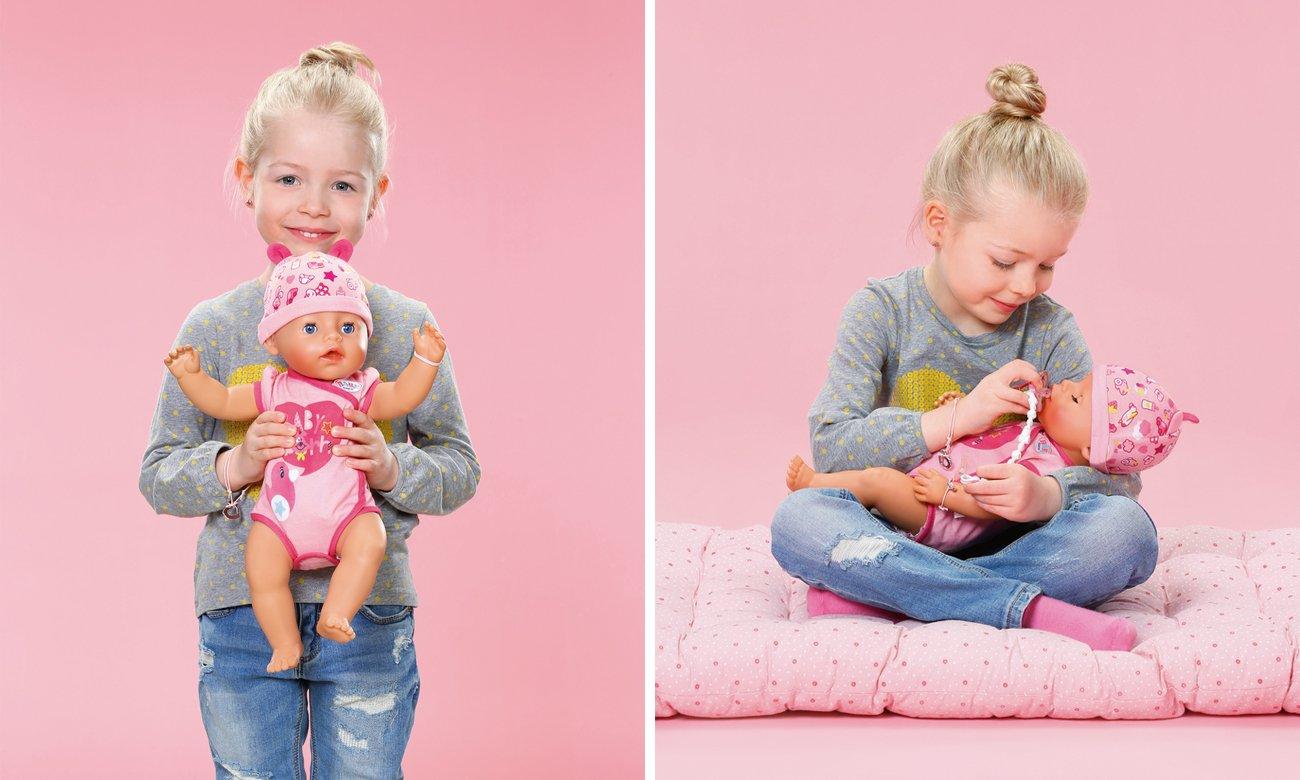 lalka baby born funkcje