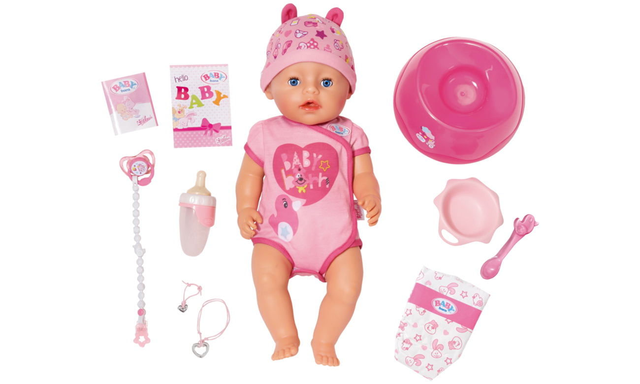 Baby Born lalka akcesoria