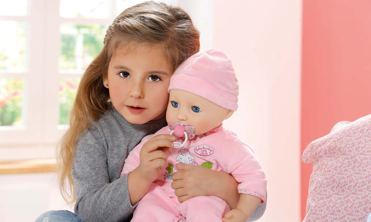 Baby Annabell Lalka interaktywna 2016