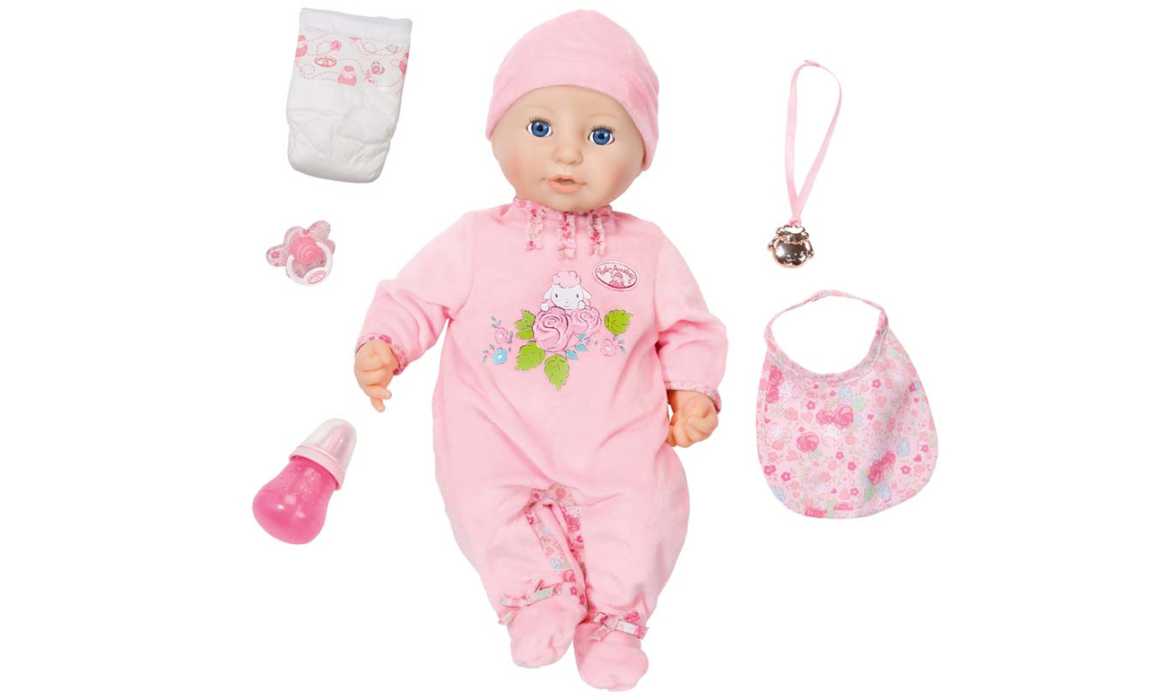 Baby Annabell lalka akcesoria