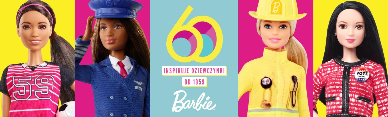 barbie 60 urodziny