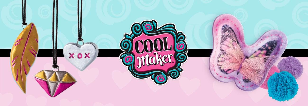 cool maker zestawy do zabawy