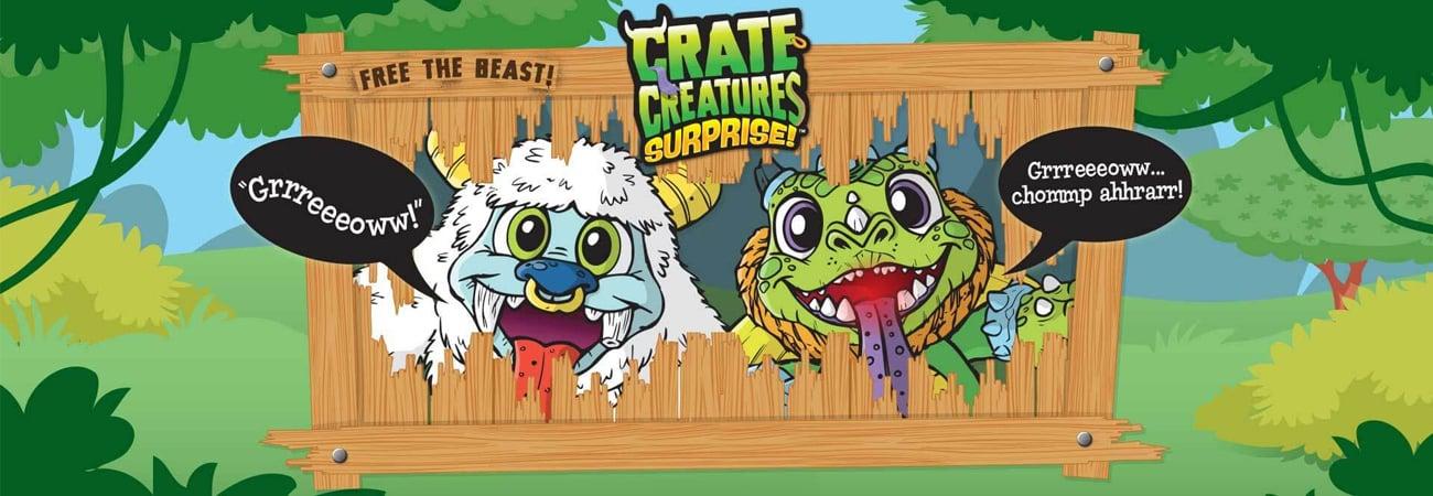 crate creaturs stworki