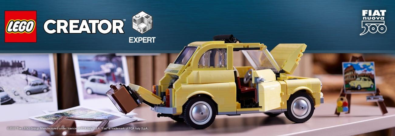 lego creator expert zestawy