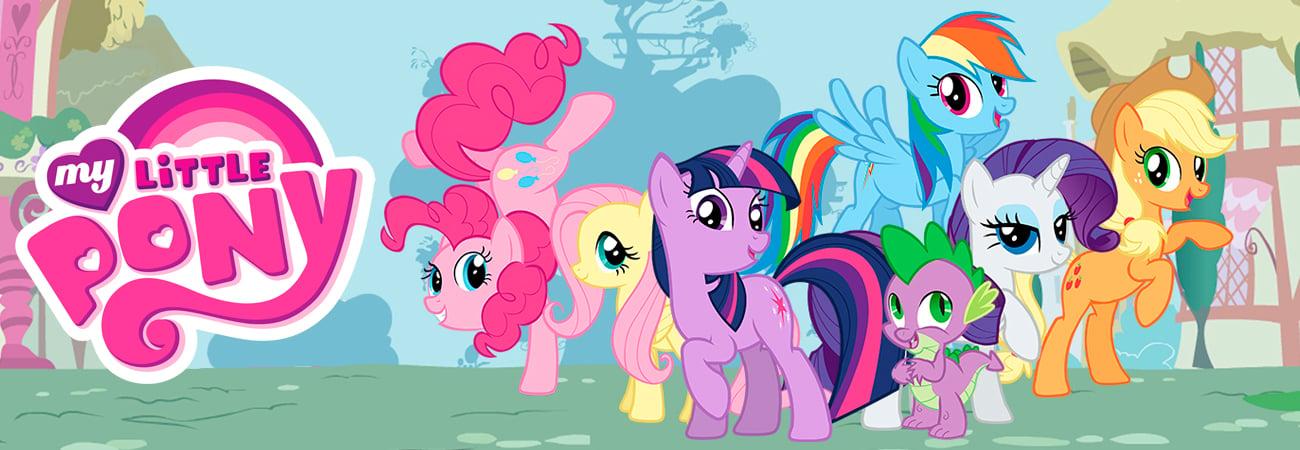 my little pony kucyki