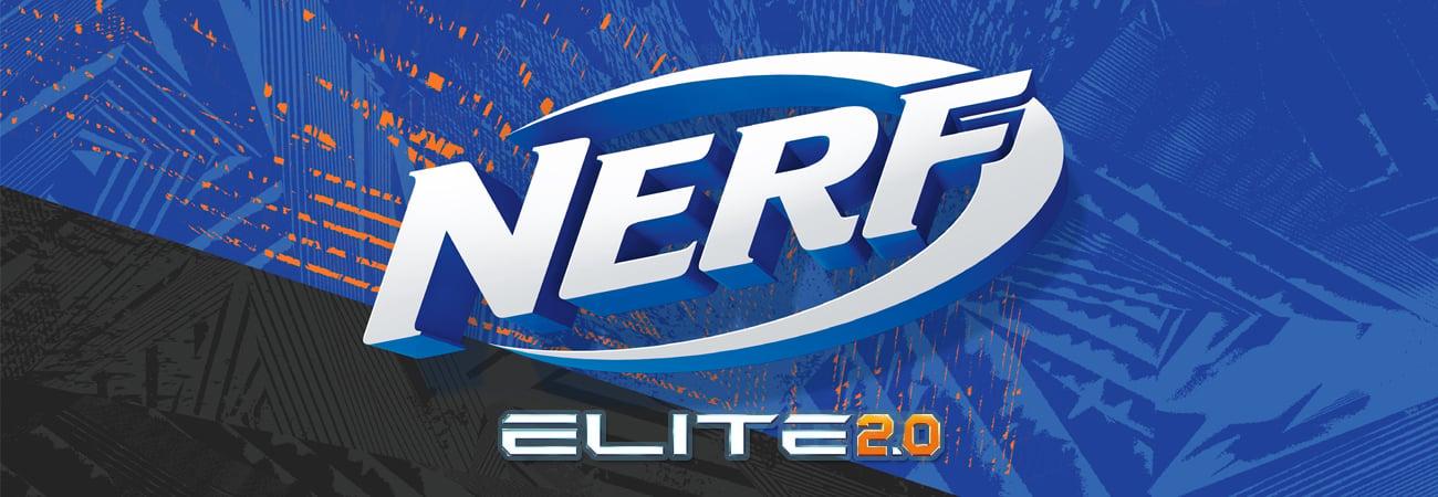 nerf elite 2.0 zabawki