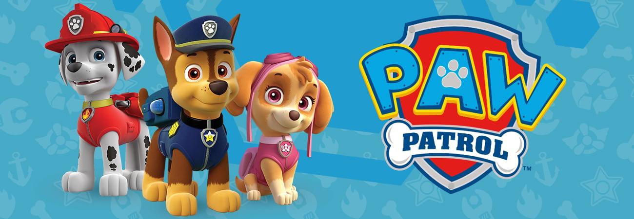 paw patrol psi patrol